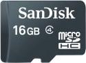 Sandisk 16 GB MicroSD Card Class 4 Memory Card: Memory Card