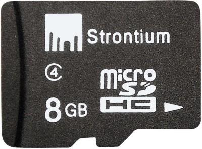 Strontium-8GB-MicroSDHC-Class-4-(4MB/s)-Memory-Card
