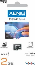 Xenio-2GB-Class-4-MicroSDHC-Memory-Card