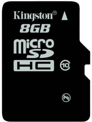 Kingston-8GB-Class-10-MicroSDHC-Memory-Card
