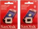 Sandisk MicroSDHC 32 GB Class 4 MicroSD
