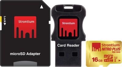 Strontium-Nitro-plus-16-GB-MicroSDHC-UHS-Class-3-8-MB/s-Memory-Card