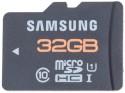 Samsung 32 GB MicroSD Plus Class 10 Memory Card with 10yrs Warranty