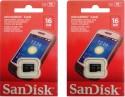 Sandisk MicroSDHC 16 GB Class 4 MicroSD