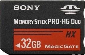 Sony 32GB Memory Stick Pro HG Duo HX