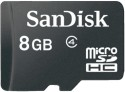 Sandisk 8 GB SD Card Class 4 4 MB/s  Memory Card