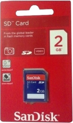 Buy SanDisk SDHC 2 GB: Memory Card