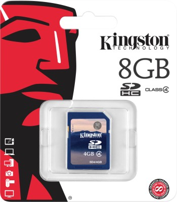 Kingston 8