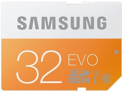 Samsung EVO 32GB SDHC Class 10 Memory Card