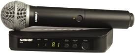 Shure BLX24/PG58 Hand Wireless Microphone