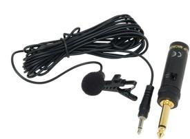 Krown Economical Series Mini Condenser Tie/Clip/Collar Mic Microphone