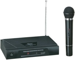 Medha Professional Vhf Series Wireless / Cordless Mic Microphone