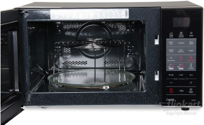 Samsung CE73JD-B/XTL 21 L Convection Microwave Oven (Full Black)