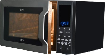 IFB 25BCS1 25 L Convection Microwave Oven (Metallic Silver)
