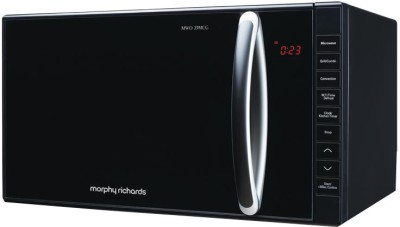 Morphy Richards 23MCG 23 L Convection Microwave Oven (Black)