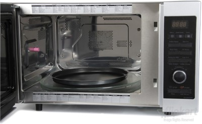 LG MC2883SMP 28 L Convection Microwave Oven (Silver)