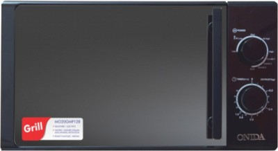 Onida MO20GMP12B 20 L Grill Microwave Oven (Black)