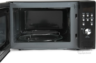 Kenstar M/O KJ20CBG101 20 L Convection Microwave Oven (Black)