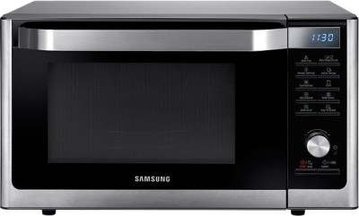 SAMSUNG 32 L Convection Microwave Oven (MC32F604TCT/TL, Stainless Steel)