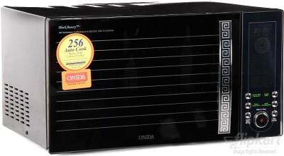 Onida MO30CJS28B 30 L Convection Microwave Oven (Black)