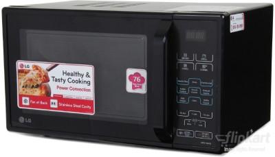 Lg Mc2144cp 21 L Convection Microwave Oven Black