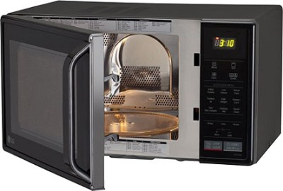 LG MC2143CB 21 L Convection Microwave Oven (Black)