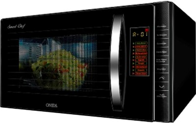 Onida Smart Chef MO23CWS11S 23 L Convection Microwave Oven (Black)