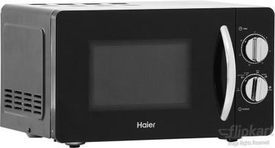 Haier HIL2001MBPH 20 L Solo Microwave Oven (Black)