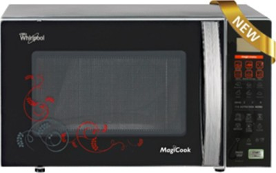 Whirlpool 20 L Convection Microwave Oven (MAGICOOK 20 L ELITE-S, Silver)