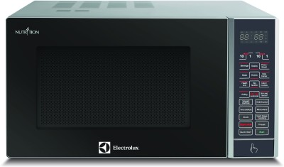 Electrolux G26K101.SB-CG 26 L Grill Microwave Oven (Silver)