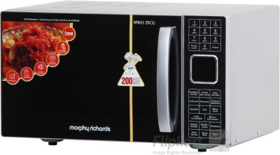 Morphy Richards 25CG 25 L Convection Microwave Oven (Steel)