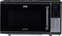 IFB 20PG4S 20 L Grill Microwave Oven (Metallic Silver)