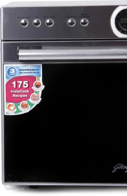 Godrej GME 34CA1 MKZ 34 L Convection Microwave Oven (Mirror)