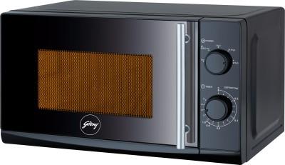 Godrej GMX 20SA2BLM 20 L Solo Microwave Oven (Black)