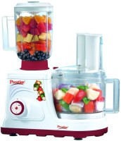 Prestige Champion 600 W Juicer Mixer Grinder (White, 2 Jars)