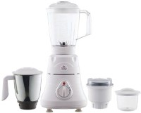 Bajaj Platini PX 72MPC With 4 Jars 600 W Juicer Mixer Grinder (White, 4 Jars)