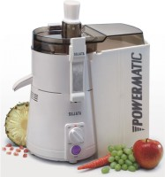 Sujata Powermatic 810 W Juicer (White)