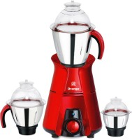 ORANGE Evita Metallic 1000 W Mixer Grinder