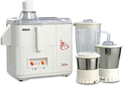 Inalsa Star Dx 3 Jars Juicer Mixer Grinder