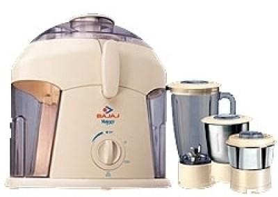 Buy Bajaj JX 12 450 Juicer Mixer Grinder: Mixer Grinder Juicer
