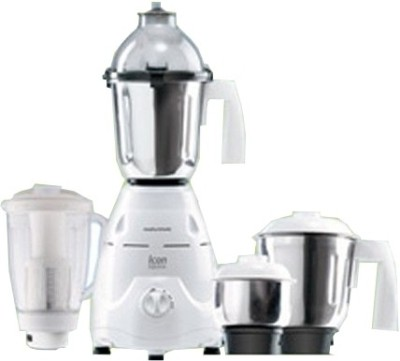 Buy Morphy Richards Icon Supreme 750 W Mixer Grinder: Mixer Grinder Juicer