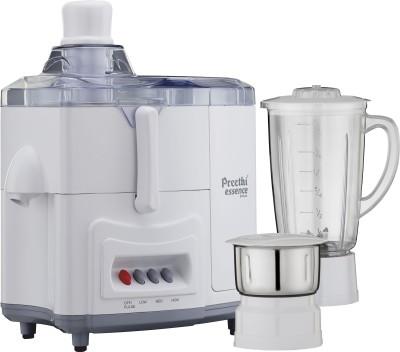 Preethi CJ-102 600 W Juicer Mixer Grinder