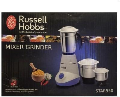 RUSSELL HOBBS star 550 W Mixer Grinder