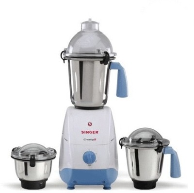 Singer Crusty Plus 600W Mixer Grinder