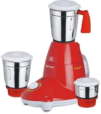 Orange Neo Smart 550 W Mixer Grinder