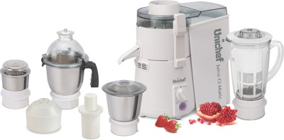 Unichef All-in-One 835W Juicer Mixer Grinder