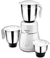 Morphy Richards Ace Pus 750 W Mixer Grinder (White, 3 Jars)