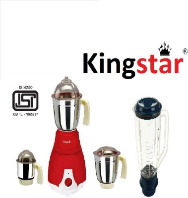 KINGSTAR ARISTO 750 W Juicer Mixer Grinder