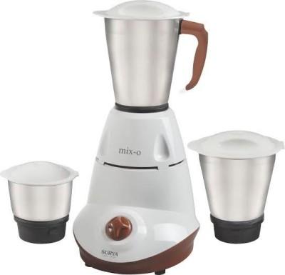 Surya Mix-0 500W Mixer Grinder