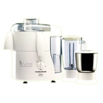 Buy Morphy Richards Divo Essentials 2 Jars 500 Watts Juicer Mixer Grinder: Mixer Grinder Juicer
